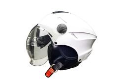 CA122|雙鏡片雪帽( 附泡泡鏡)