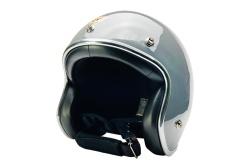 CA310|【精裝】銀邊復古騎士帽