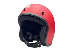 CA308|【素色】S號騎士復古帽