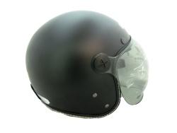 CA312s|內鏡騎士帽附泡泡鏡(小)