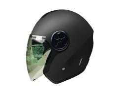雙鏡片半罩大頭帽CA-313(M)